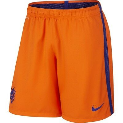 BNWT Men's Nike Holland Football Shorts Medium Orange Netherlands New Oranje
