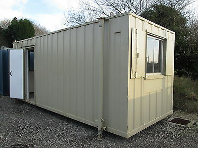 20ft Site Office, Portable Building, Site Cabin, Shipping Container