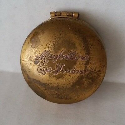Vintage Small 40's Maybelline Eye Shadow Compact