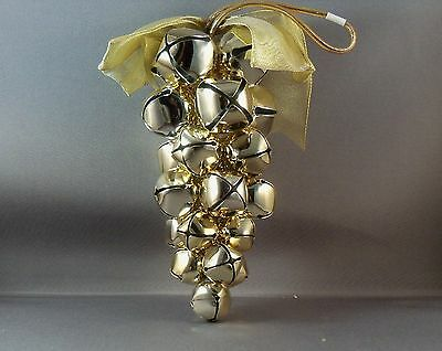 Christmas Bells Ornament - NEW! and BEAUTIFUL!