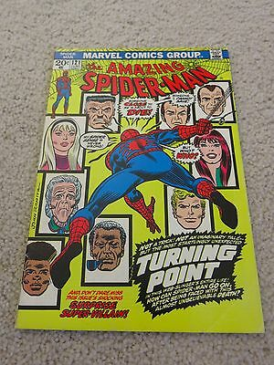 Amazing Spider-Man  121  VF-  7.5   High Grade   Death Of Gwen Stacy