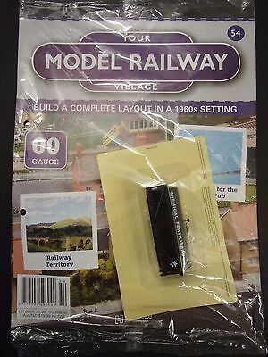 Your Model Railway Village Magazine No 54 freight truck / wagon chassis