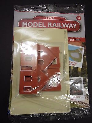 Your Model Railway Village Magazine No 57 parts for the village school