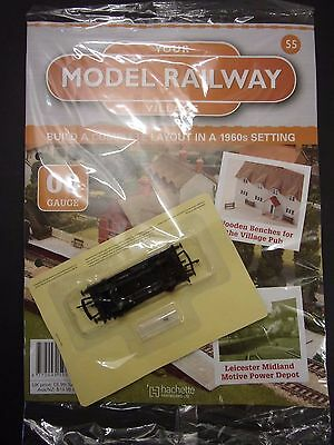 Your Model Railway Village Magazine No 55 freight truck / wagon body