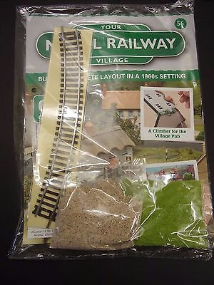 Your Model Railway Village Magazine No 56 scatter, ballast & track
