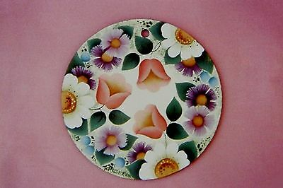 """Gail Anderson Tolehaven pattern packet """"Floral Medley"""""""