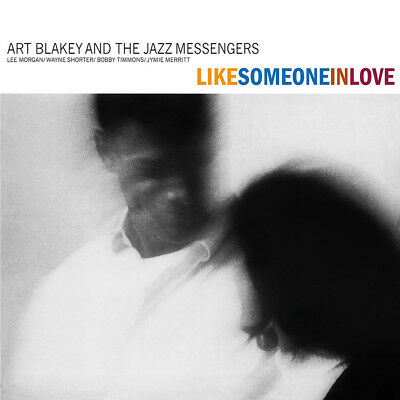 Art Blakey And The Jazz Messengers - Like Someo (Vinyl LP - 1960 - EU - Reissue)