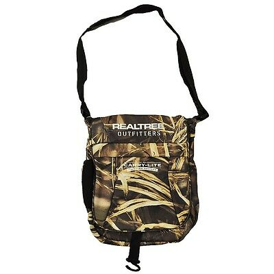 "Carry-Lite ""Duck Ditty"" Compact Camouflage Hunting Gear Bag"