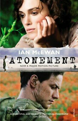 Atonement, McEwan, Ian Paperback Book The Cheap Fast Free Post