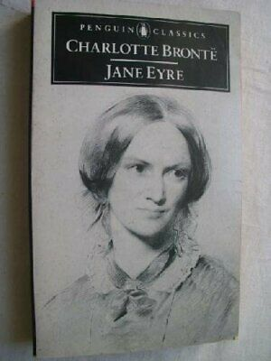 Jane Eyre by Bronte, Charlotte Paperback Book The Cheap Fast Free Post