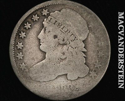 1833 Capped Bust Dime- Semi Key !! Better Date !! #p1910
