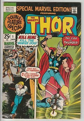 Thor, Special Marvel Edition #1 strict  NM- 9.2  High-Grade   Many more up now