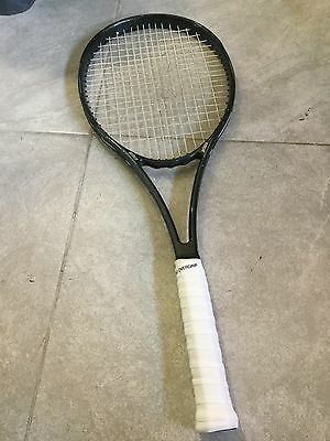 Prince CTS Approach Mid Plus Tennis Racquet 4 5/8 Good Condition
