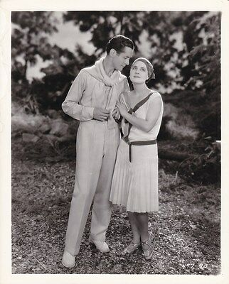 NORMA SHEARER ROBERT MONTGOMERY Vintage 1929 THEIR OWN DESIRE MGM Portrait Photo