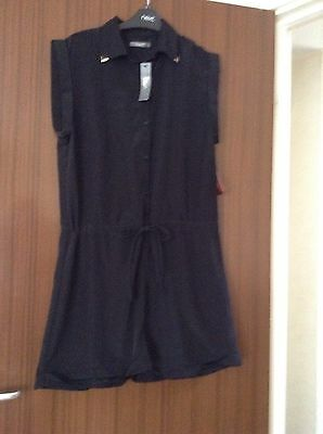 lovely Playsuit By South  Size 14 Brand New