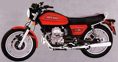 Original Moto Guzzi Factory Workshop Manual Used Condition ******