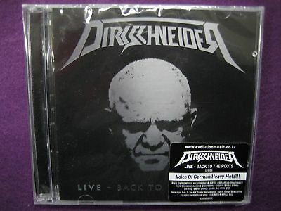 Dirkschneider / Live – Back To The Roots [2 CD] NEW SEALED