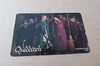 Harry Potter Rare Mint Unused Phonecard From Japan 2