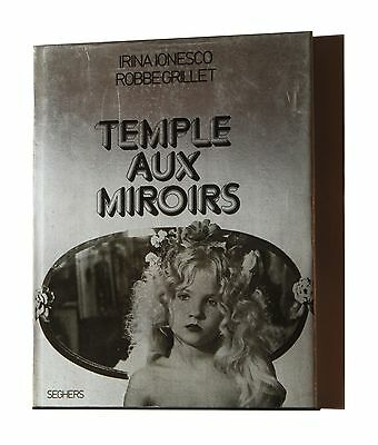 Irina Ionesco Robbe-Grillet Temple aux Miroirs EO 1977 bel exemplaire curiosa