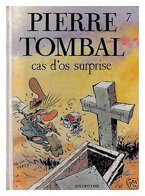 Pierre Tombal T7 Cas D'os Surprise Eo 1990 Be