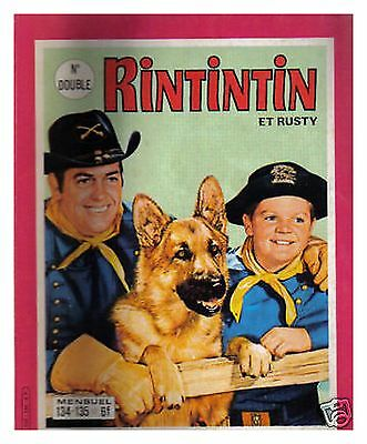 RINTINTIN N° 134 135  DE 1981 BE double queen elizabeth