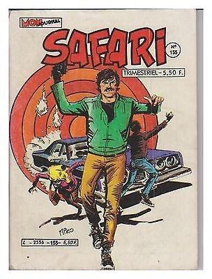 Safari N° 155  De 1984 Be