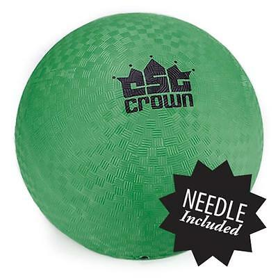 Brybelly Holdings SBAL-104 Green Dodge Ball 8.5 in. with Needle