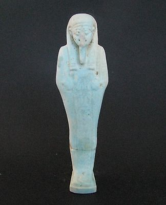 NILE  Ancient Egyptian Ushabti ca 1000 BC