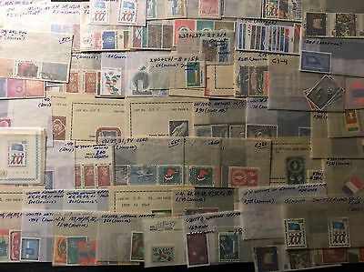 United Nations MNH and Used stamp lot Nice!