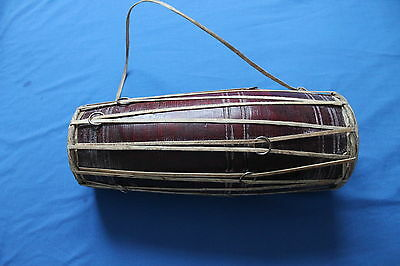 Madal Traditional Musical Instrument Nepali Drum . Hand Made
