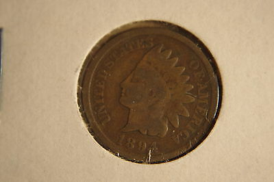 1894 Indian Head Penny, Cent