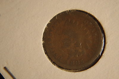 1885 Indian Head Penny, Cent
