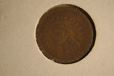 1882 Indian Head Penny, Cent
