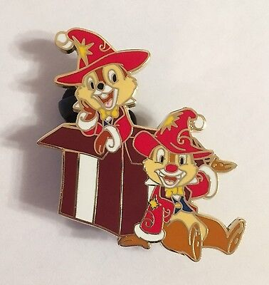 Disney Dlp Chip 'n' Dale Christmas/holiday Pin