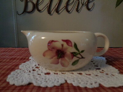 VINTAGE   Dogwood PITCHER / GRAVY BOAT