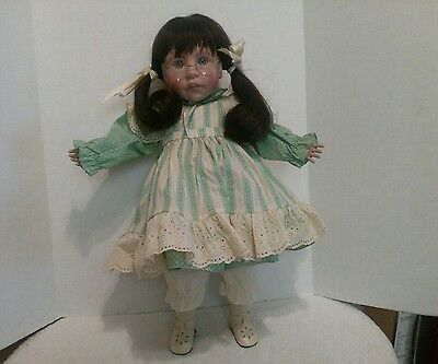 Lee Middleton Doll,  Sincerity, coa, signed and numbered