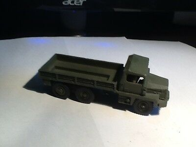 French Dinky No 824 Berliet Gazelle military truck