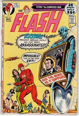 Flash #210 The strict VF/NM 9.0 High-Grade Elongated Man Wythville 50% Off Sale