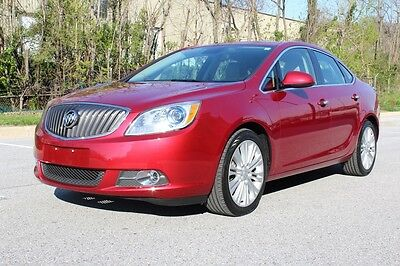 2013 Buick Verano 23K MILES 2013 BUICK VERANO ONLY 23K MILES ONE OWNER NO ACCIDENT RUNS DRIVE LOOKS FLAWLESS