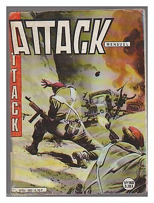 Attack     N° 160 1984 Be-