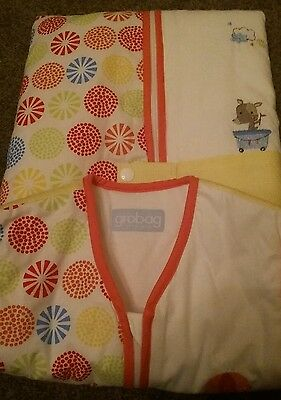 Grobag sleeping bag baby boy/ girl 18-36 months 2.5 tog winter. New without tags