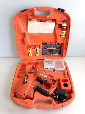 Paslode 16 Gauge Angled Lithium-Ion Cordless Finish Nailer with Case 900600