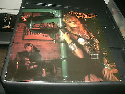 Lisa Dominique - Gypsy Rider Vinyl Lp Record.marino.glenn Burtnick.aor