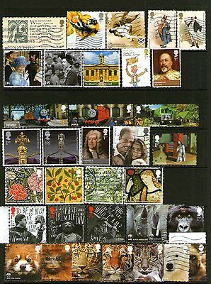 Great Britain 2011-15  sheet to £1.10 used