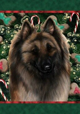 Garden Indoor/Outdoor Holiday Flag - Belgian Tervuren 140831