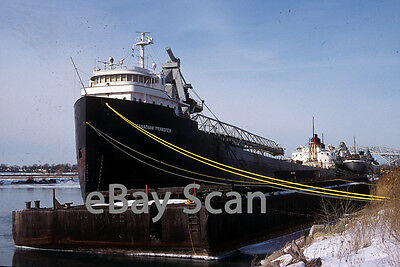 Original slide, Great Lakes vessel CANADIAN TRANSFER