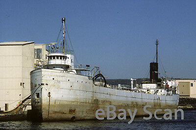 Original slides, Great Lakes vessel J B FORD 2001