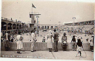 Hastings   Europes Finest Swimming Pool  Baths   Super Rp