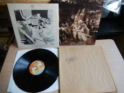 Led Zeppelin - In Through The Outdoor (Swan Song) LP