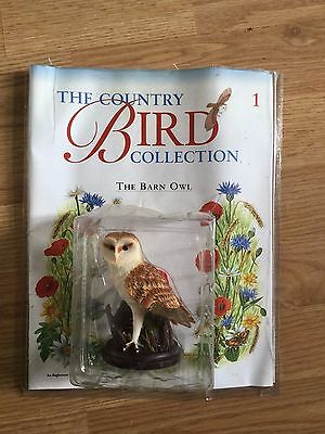 The Country Bird Collection 1 The Barn Owl